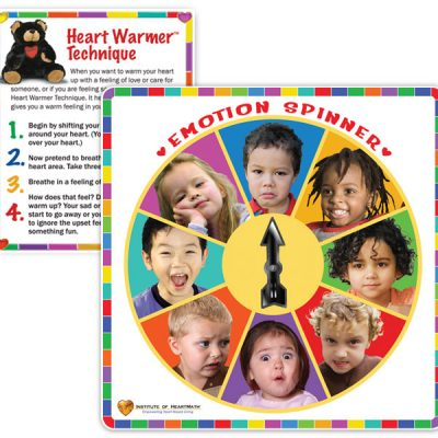 Emotion Spinner HeartMath South Africa