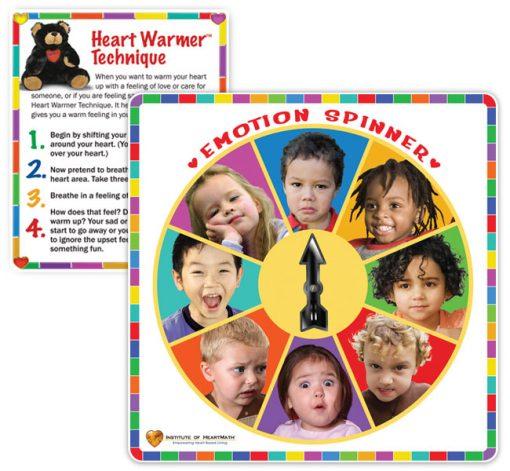 Emotion Spinner HeartMath South Africa